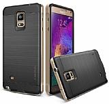 Verus New Iron Shield Samsung N9100 Galaxy Note 4 Gold K�l�f