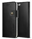 Verus Native Diary iPhone 7 Siyah Kılıf
