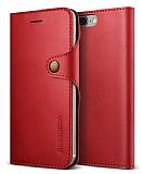 Verus Native Diary iPhone 7 Plus Kırmızı Kılıf