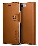 Verus Native Diary iPhone 7 Plus Kahverengi Kılıf