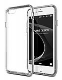 Verus New Crystal Bumper iPhone 6 Plus / 6S Plus Light Silver Kılıf