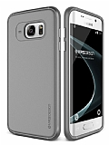 Verus Single Fit Samsung Galaxy S7 Edge Smokey Grey K�l�f