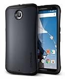 Verus Thor Series Hard Drop Motorola Nexus 6 Siyah Kılıf