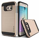 Verus Verge Samsung i9800 Galaxy S6 Shine Gold Kılıf