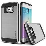 Verus Verge Samsung Galaxy S6 Edge Light Silver Kılıf