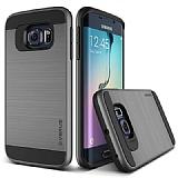 Verus Verge Samsung Galaxy S6 Edge Steel Silver Kılıf