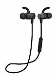 Vidvie BT816N Siyah Kulak İçi Bluetooth Kulaklık