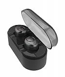 Vidvie BT818N Siyah Mini İkili Kablosuz Bluetooth Kulaklık