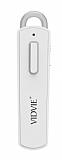 Vidvie BT823N Beyaz Kablosuz Mini Bluetooth Kulaklık