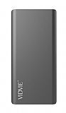 Vidvie PB722 20000 mAh Çift Çıkışlı Micro/Type-C Girişli Dark Silver Powerbank