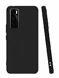 Vivo Y70 Siyah Mat Silikon Kılıf