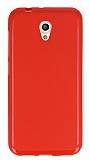 Vodafone Smart 7 Style Kırmızı Silikon Kılıf