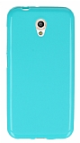 Vodafone Smart 7 Style Su Yeşili Silikon Kılıf