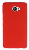 Vodafone Smart 7 Ultra Kırmızı Silikon Kılıf