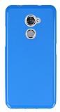 Vodafone Smart V8 Mavi Silikon Kılıf