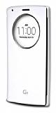 Voia LG G4 Orjinal Uyku Modlu Pencereli Beyaz Kılıf