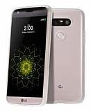 Voia LG G5 Şeffaf Silikon Kılıf