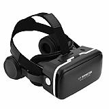 VR Shinecon II Universal Kulaklıklı 3D Sanal Gerçeklik Gözlüğü