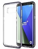 VRS Design Crystal Bumper Samsung Galaxy S8 Orchid Grey Kılıf