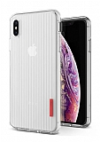 VRS Design Crystal Fit iPhone XS Max Şeffaf Kılıf