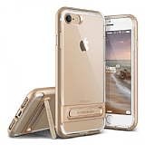 VRS Design Crystal Bumper iPhone 7 / 8 Gold Kılıf
