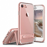 VRS Design Crystal Bumper iPhone 7 Rose Gold Kılıf