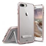 VRS Design Crystal MIXX iPhone 7 Plus Rose Gold Kılıf
