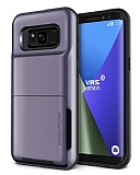 VRS Design Damda Folder Samsung Galaxy S8 Plus Orchid Grey Kılıf