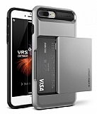 VRS Design Damda Glide iPhone 7 Plus / 8 Plus Silver Kılıf