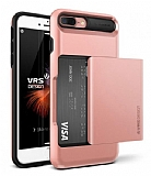 VRS Design Damda Glide iPhone 7 Plus / 8 Plus Rose Gold Kılıf