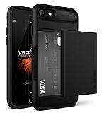 VRS Design Damda Glide iPhone 7 Siyah Kılıf