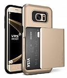 VRS Design Damda Glide Samsung Galaxy S7 Edge Shine Gold Kılıf