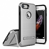 VRS Design Duo Guard iPhone 7 Light Silver Kılıf