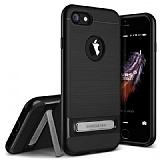 VRS Design High Pro Shield iPhone 7 Jet Black Kılıf