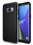 VRS Design High Pro Shield Samsung Galaxy S8 Orchid Grey Kılıf