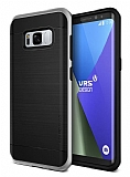 VRS Design High Pro Shield Samsung Galaxy S8 Plus Light Silver Kılıf