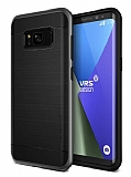 VRS Design High Pro Shield Samsung Galaxy S8 Plus Dark Silver Kılıf