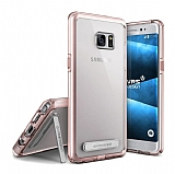 VRS Design New Crystal Mixx Samsung Galaxy Note Fe Rose Gold Kılıf