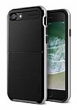 VRS Design New High Pro Shield iPhone 7 / 8 Silver Kılıf