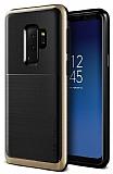 VRS Design New High Pro Shield Samsung Galaxy S9 Plus Shine Gold Kılıf