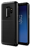 VRS Design New High Pro Shield Samsung Galaxy S9 Plus Metal Black Kılıf