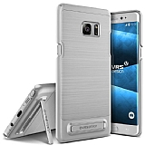 VRS Design Simpli Lite Samsung Galaxy Note FE Light Silver Kılıf
