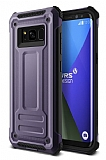 VRS Design Terra Guard Samsung Galaxy S8 Orchid Grey Kılıf