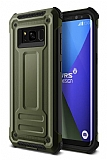 VRS Design Terra Guard Samsung Galaxy S8 Military Green Kılıf