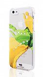 White Diamonds iPhone 5 / 5S Swarovski Ta�l� Liquids Sar� K�l�f