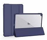 Wiwu Alpha iPad 10.2 2020 Kapaklı Lacivert Kılıf