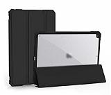 Wiwu Alpha iPad Air / iPad 9.7 Kapaklı Siyah Kılıf