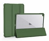 Wiwu Alpha iPad Air / iPad 9.7 Kapaklı Yeşil Kılıf