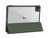 Wiwu Alpha iPad Pro 12.9 2020 Kapaklı Yeşil Kılıf