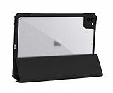 Wiwu Alpha iPad Pro 12.9 2020 Kapaklı Siyah Kılıf